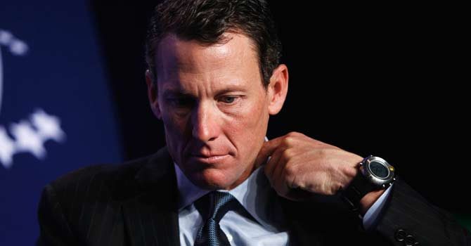 Lance Armstrong admitted to Oprah Winfrey last month that he used performance-enhancing drugs during his record seven Tour de France championships from 1999-2005. -File Photo by Reuters