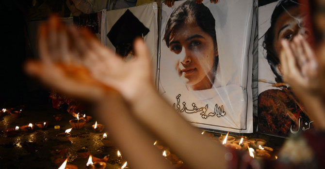 Malala's attacker was held, freed in 2009: sources