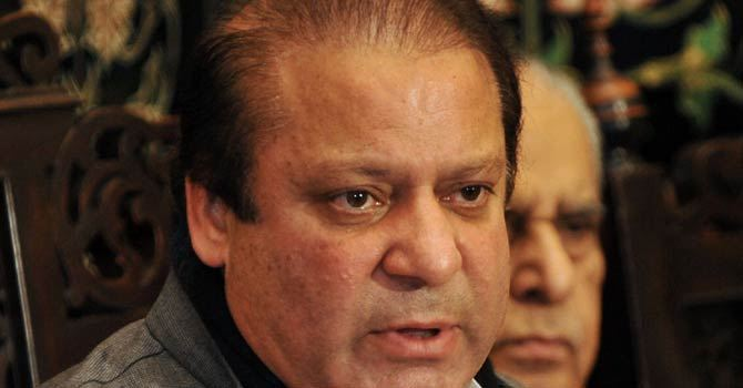 Pakistan Muslim League - Nawaz (PML-N) chief, Mian Nawaz Sharif