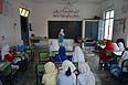 Shot schoolgirl Malala inspires Pakistani students