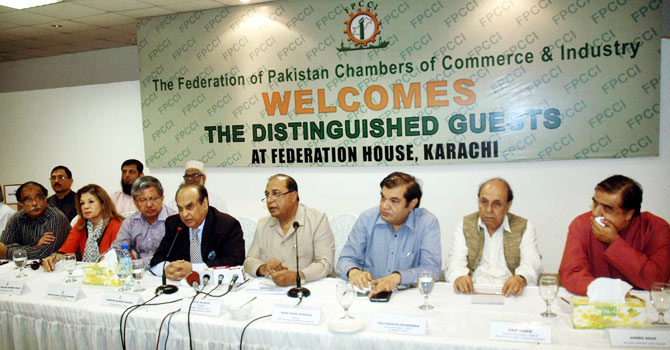 pakistan business, business, The Federation of Pakistan Chambers of Commerce and Industry, fpcci, haroon rasheed