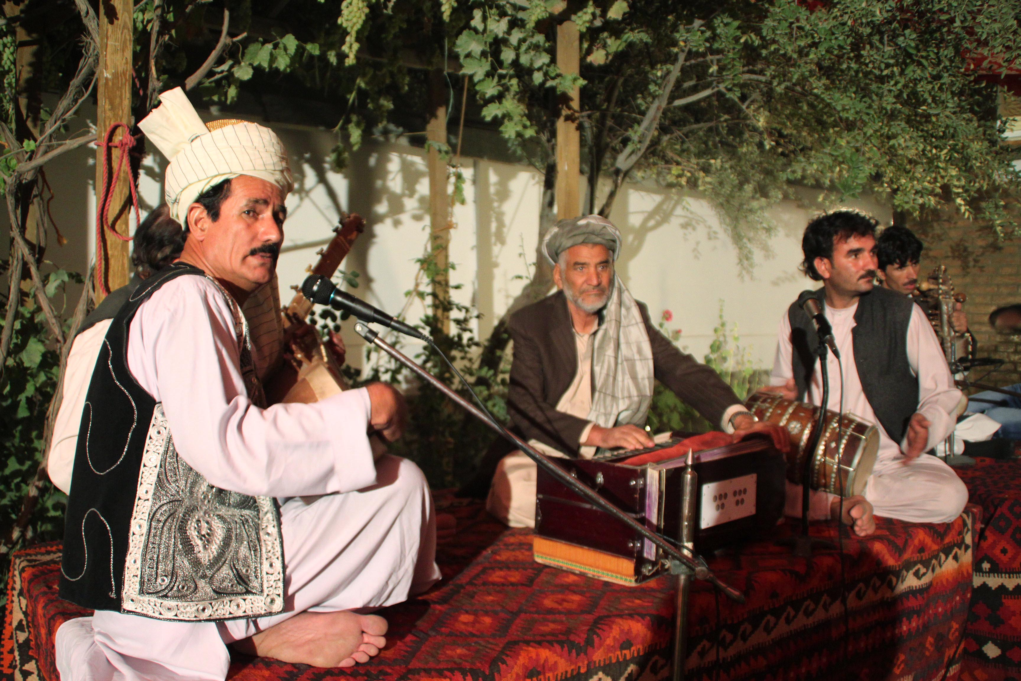 Preserving traditional music.