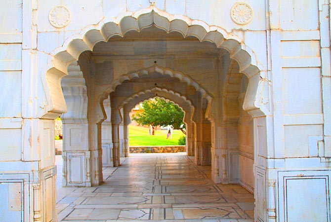The first Mogul emperor of India, Zaheerudin Babur is buried in these gardens. It has a small mosque built by the sixth emperor Shah Jahanthat.