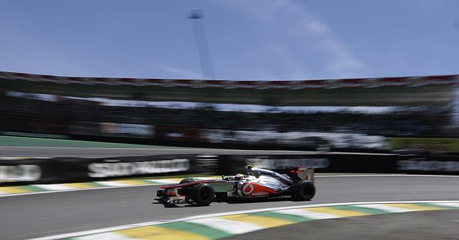 brazilian gp, brazilian grand prix, lewis hamilton, jenson button, mclaren