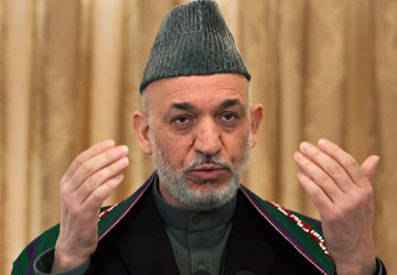 From one Karzai to another Karzai?