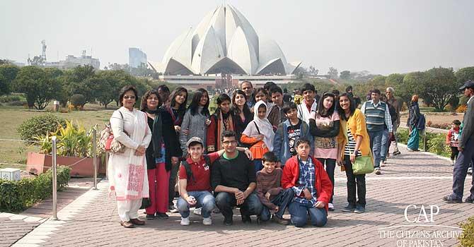 Building bridges with India