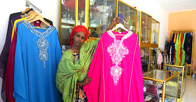Somali Fashion Dress