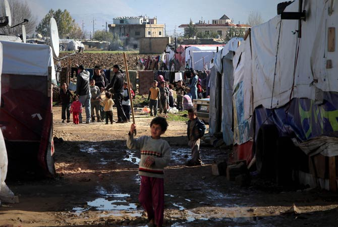 Lebanon now hosts 154,387 registered Syrian refugees who have fled the 20-month-old conflict.