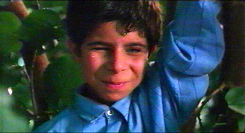 A screencap of Mohamed from the film.