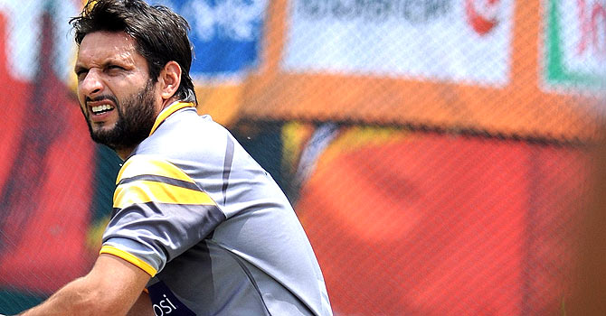 Squads for India: Afridi axed from ODIs, Younis returns