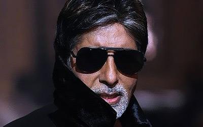 Amitabh Bachchan —AFP Photo