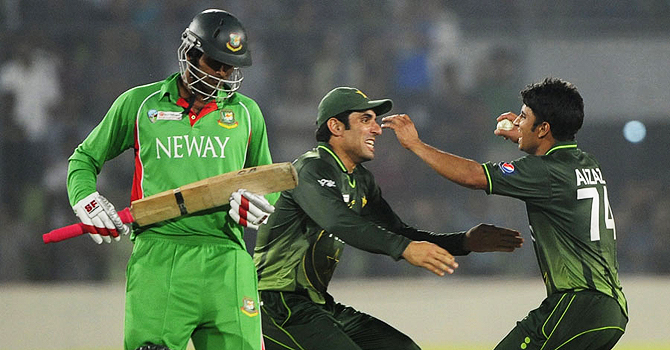 bangladesh cricket, pakistan cricket