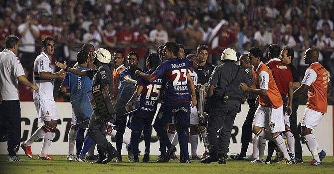 Copa Sudamericana, fifa, brazil, tigre, sao paulo