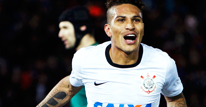corinthians, chelsea, club world cup, club world cup 2012, paolo guerrero