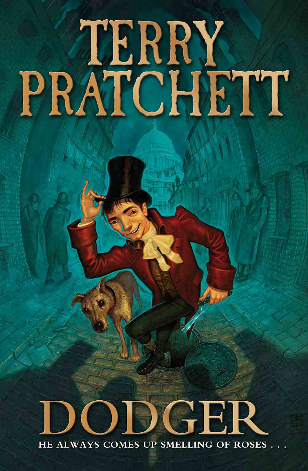 dodger-terry-pratchett