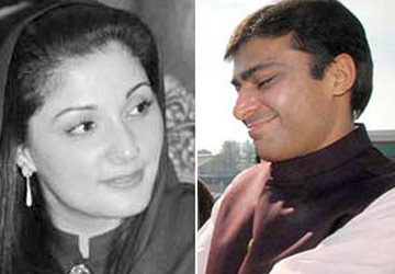 Maryam, Hamza vie for limelight