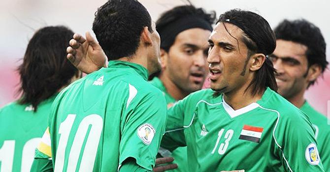 iraq football,
