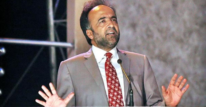 Information Minister Qamar Zaman Kaira. — File photo