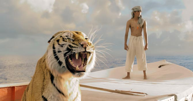 Life of Pi — Courtesy  Photo