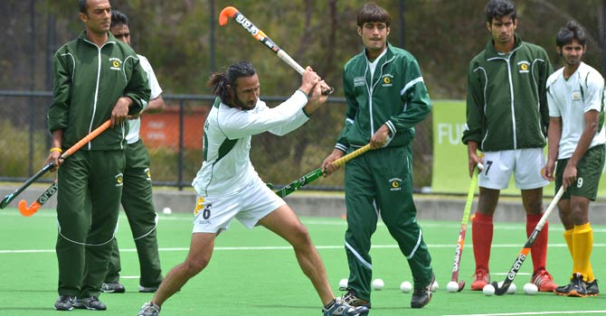 'Pakistan favourites for Asian Champions Trophy'