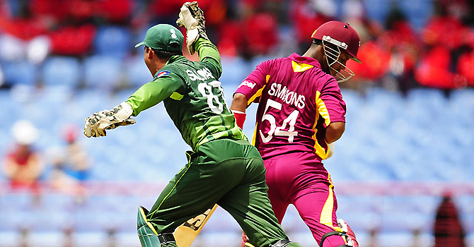 pakistan, west indies