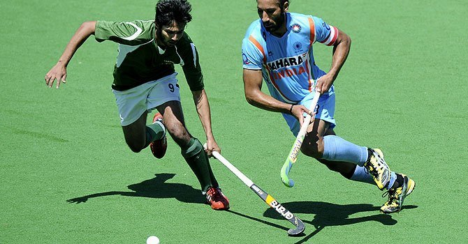 pakistan india hockey