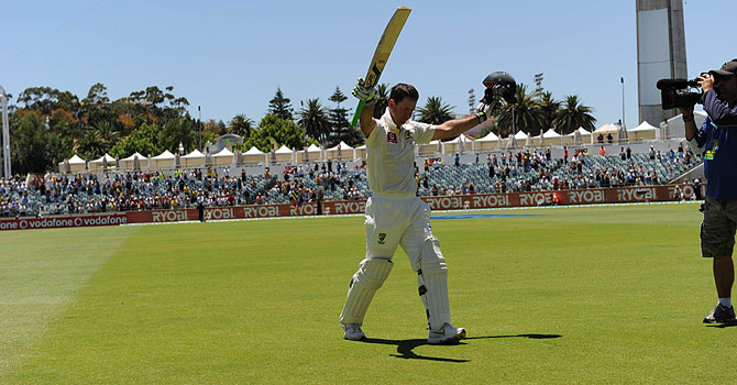 ricky ponting, ponting, ponting waca, ponting perth, ponting 3rd test, ponting south africa, south africa's tour of australia, south africa australia perth, australia south africa waca, south africa australia test series, graeme smith