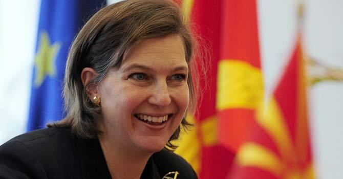 US State Department spokesperson Victoria Nuland. - Reuters File Photo
