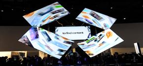 TVs get bigger, bolder, smarter at CES show