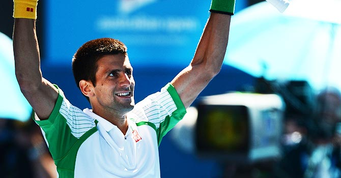 novak djokovic, tennis, australia open