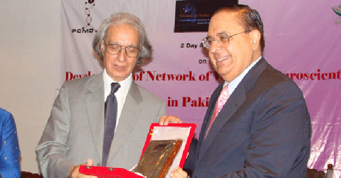 Malaysia to set up center to honour Dr Atta-ur-Rehman