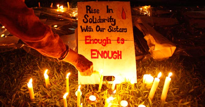 This incident comes in the aftermath of a horrendous gangrape of a 23-year-old in Delhi. Five men and a teenager have been charged with her rape and murder, who died 13 days later in a Singapore hospital from horrific injuries. - File Photo