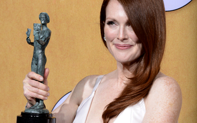 Julianne Moore. — AFP Photo