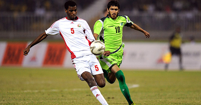 kaleemullah, pakistan football