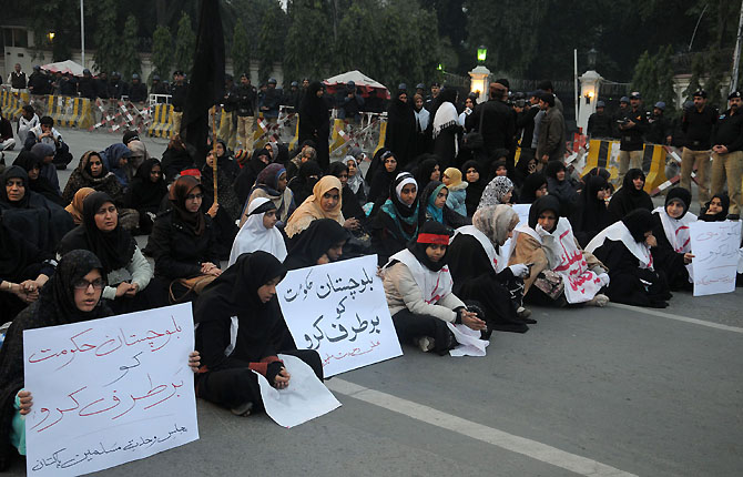Protests against Quetta carnage continue across the country