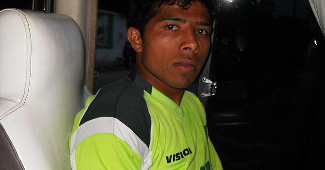 mohammad adil, pakistan football