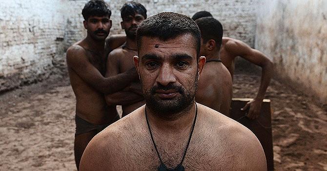 pakistan wrestling, bholu brothers