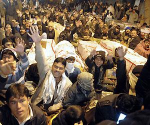 Quetta's dead remain unburied