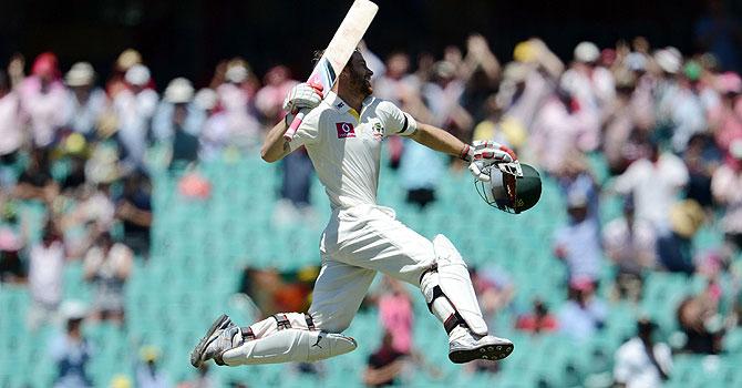 sri lanka australia third test, sri lanka's tour of australia, sri lanka australia test series, herath, wade, hussey, clarke, jayawardene