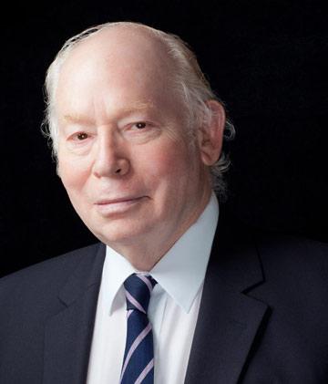 Nobel Laureate Physicist, Steven Weinberg. - image credit,  Matt Valentine