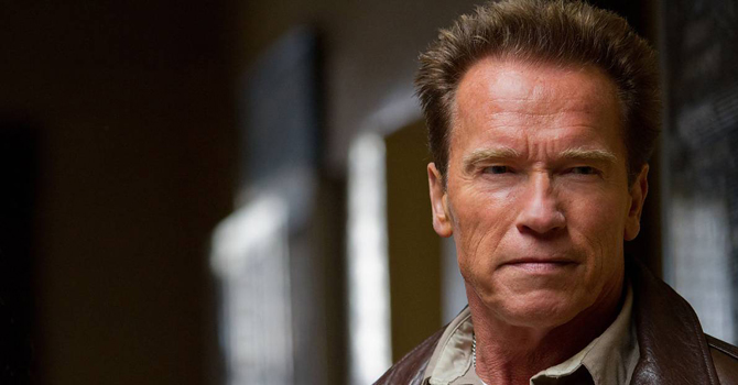 The Last Stand, written by Andrew Knauer and directed by Kim Ji-woon, stars Arnold Schwarzenegger and is his first leading role since Terminator 3: Rise of the Machines in 2003