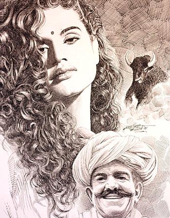 Artist: Zulfiqar Azeem