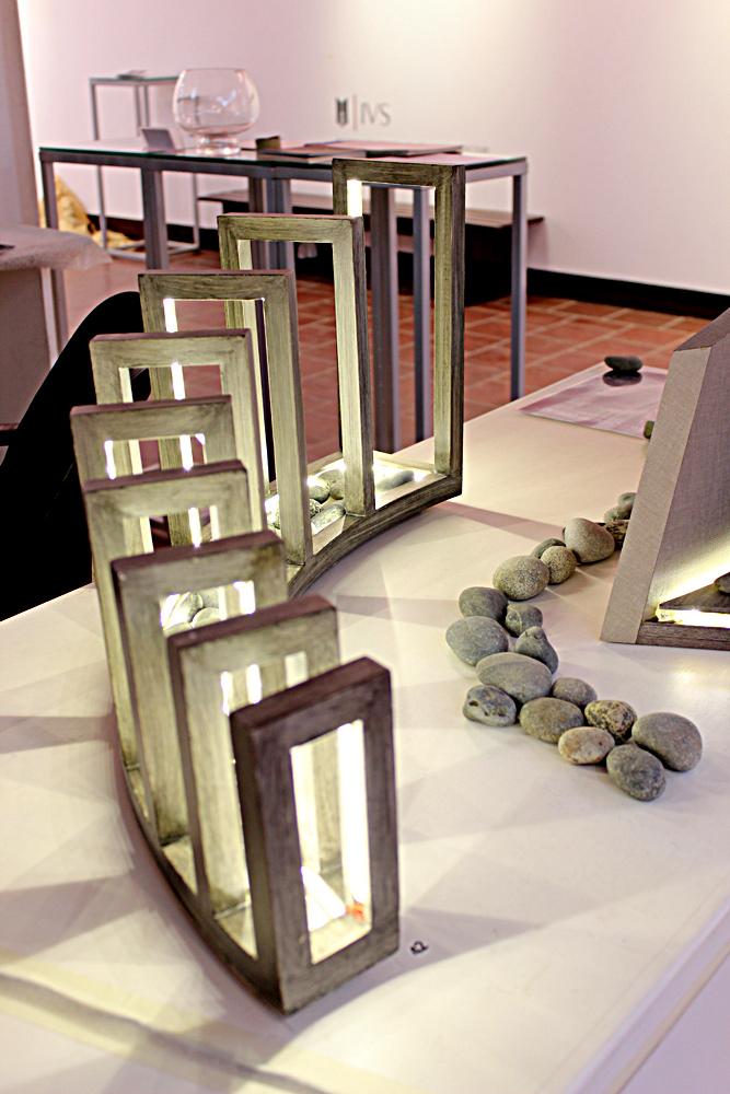 'Light Sculpture' by Rubab Paracha and Sidhra Kehar.