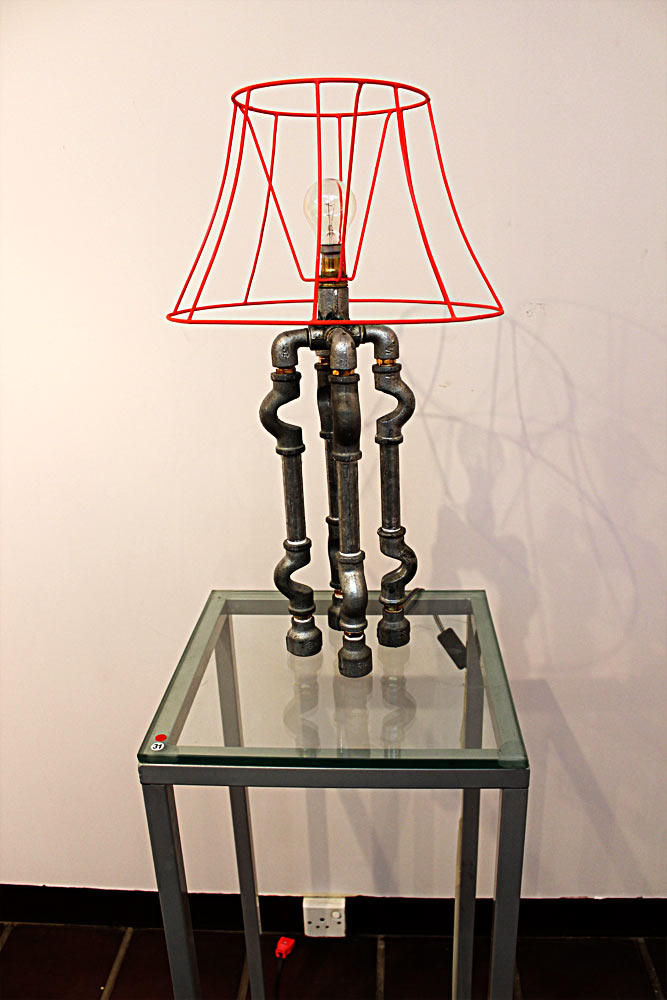 'Steel and Brass' by Hina Farooqui and Leena Naqvi.