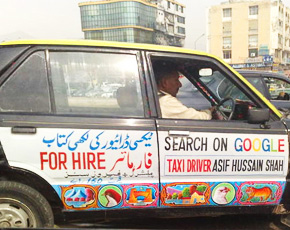 Confessions of a lonely taxi driver