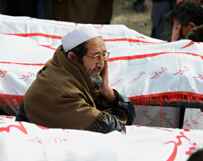 The systematic extermination of Hazaras