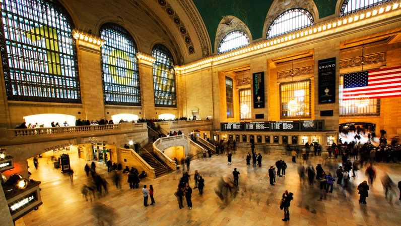 Every Building Has A Story To Tell Grand Central Station World