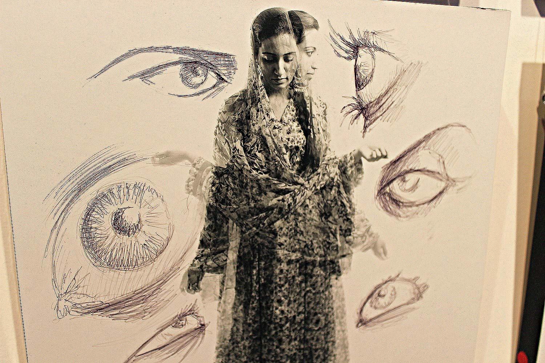"""""""Tashreef Rakhiye' by Adeela Badshah and Sana Nasir."""