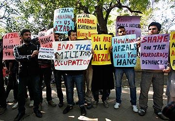 Kashmir on the boil after Guru's hanging