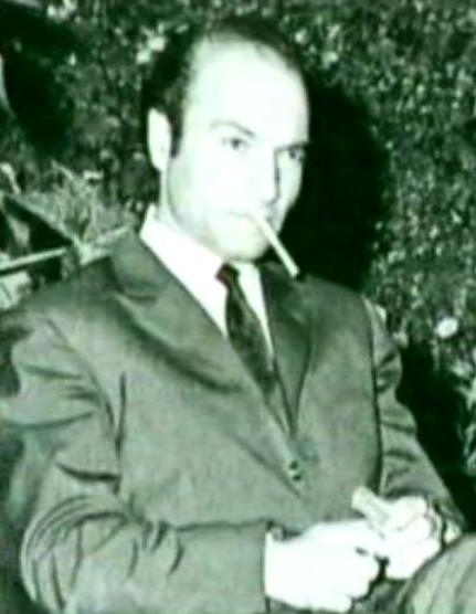 Dr. Ali Shariati delivering a lecture in Tehran in 1972.